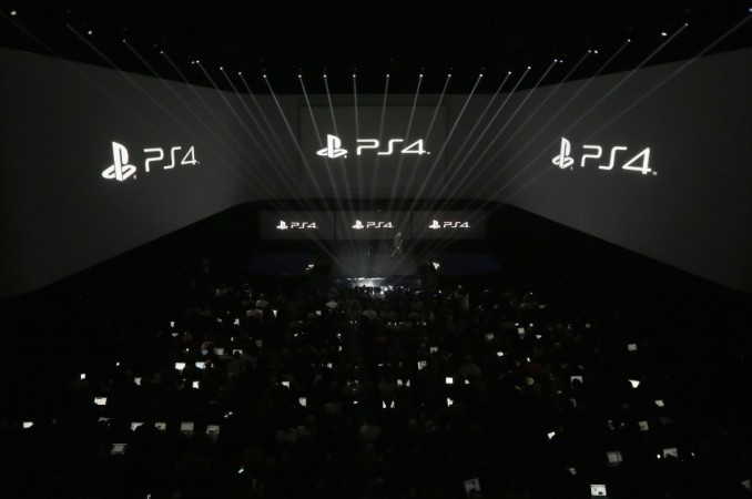 Sony PlayStation 4 E3 conference