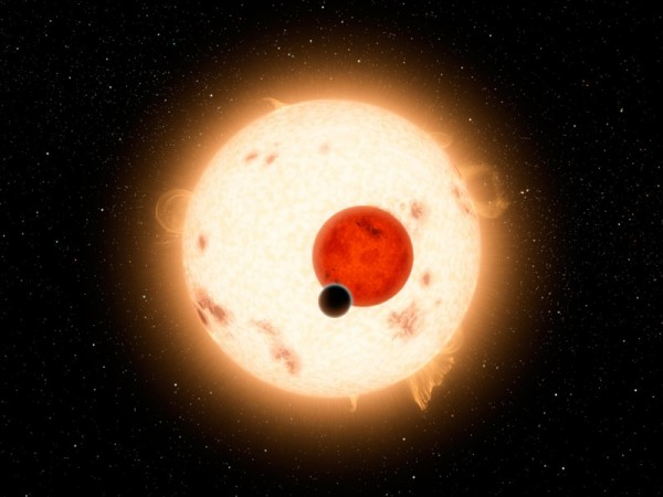 NASA's Kepler mission had discovered a world where two suns set over the horizon instead of just one. The planet, called Kepler-16b, is the most