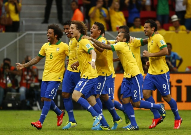 Brazil have the momentum