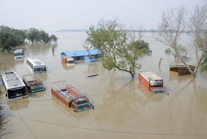 North India Flood