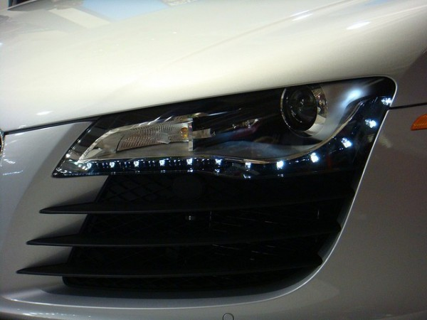 High-end brands already provide adaptive headlights