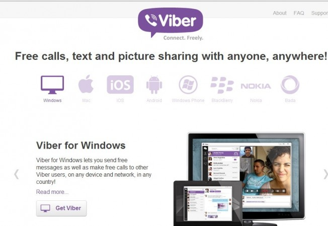 Viber Launches Public Chats To Show Celebrities' Messages Publicly