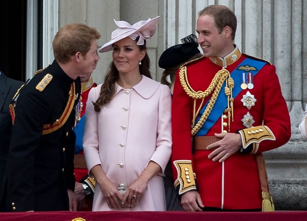 Prince Harry, Prince William, Duchess of Cambridge