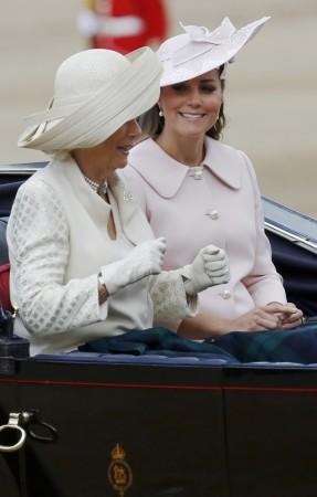 Duchess of Cornwall, Duchess of Cambridge