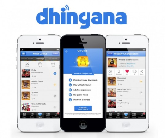 Dhingana Launches New Gold Subscription Package with Unlimited HD Music Download and Offline Sync at Apple App Store