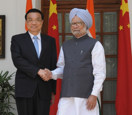 India, China