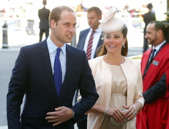 Prince William and Kate Middleton (Credit: Reuters)