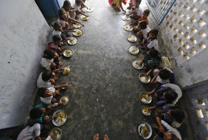 Free midday meal (representational picture)