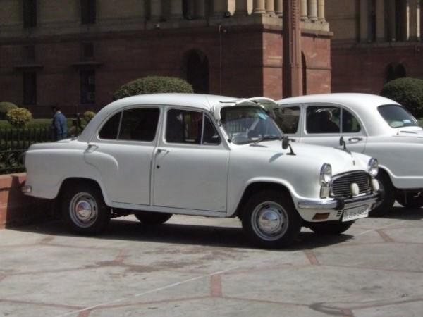India's Hindustan Ambassador Hailed As World's Best Taxi