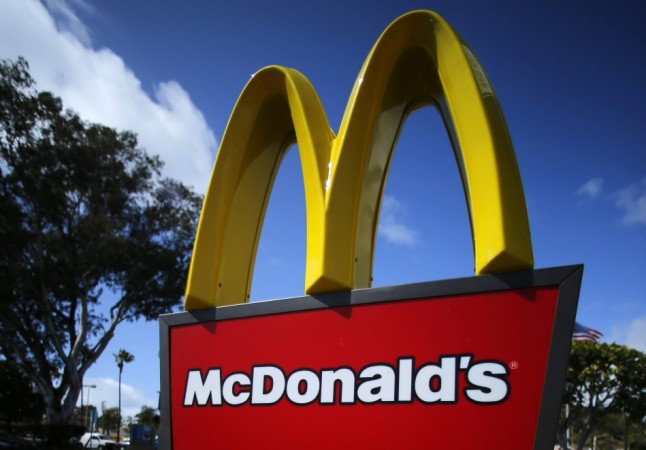 McDonald's signals weak 2013