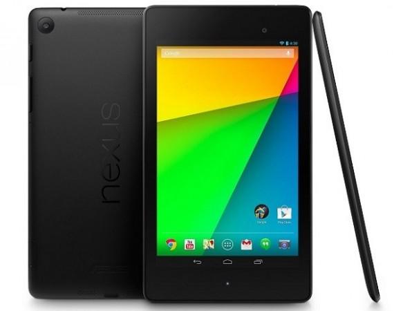 New Nexus 7 Tablet