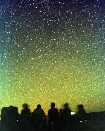 Eta Aquarids Meteor Shower 2014
