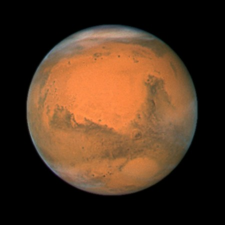 Planet Mars (NASA/UPI/Landov)