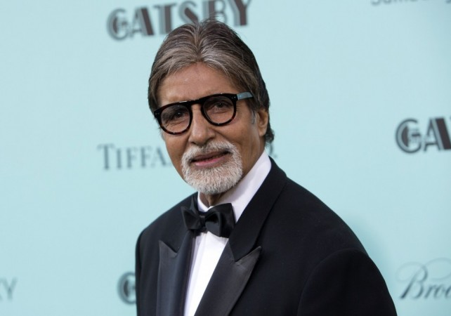 Actor Amitabh Bachchan (REUTERS/Andrew Kelly)