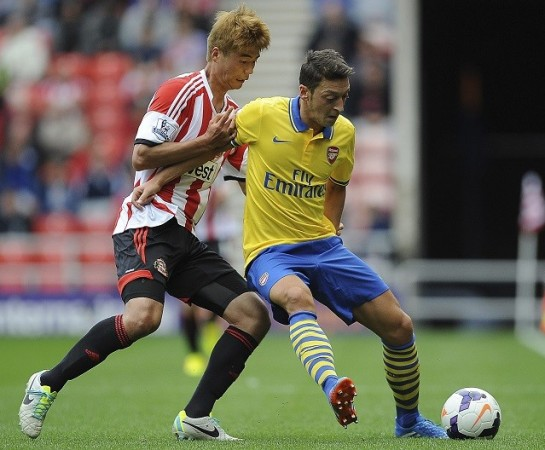 Arsenal Mesut Ozil Sunderland Ki