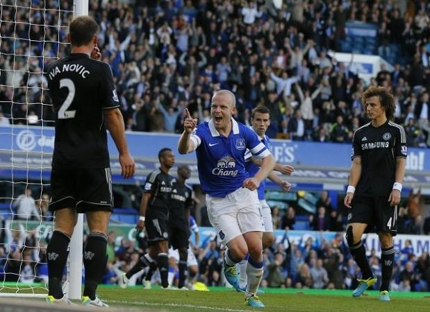 Steven Naismith Everton Chelsea
