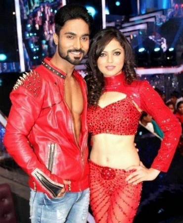 Drashti Dhami and dance partner Salman won the Jhalak Dikhla Ja 6