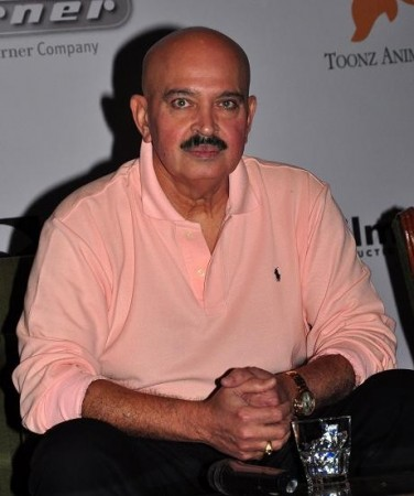Rakesh Roshan at the first look launch event of Cartoon Network's