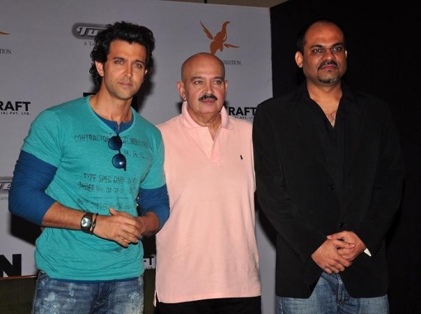 Hrithik Roshan at the first look launch event of Cartoon Network's