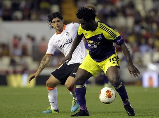 Wilried Bony Swansea Banega Valencia