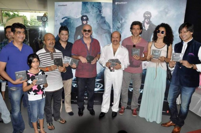 'Krrish 3' Music Launch Event