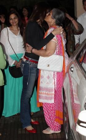 Sangeeta Bijlani, Salma Khan