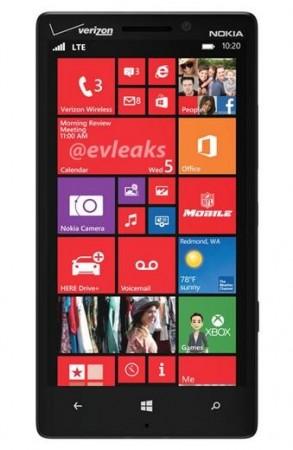 Nokia Lumia 929.