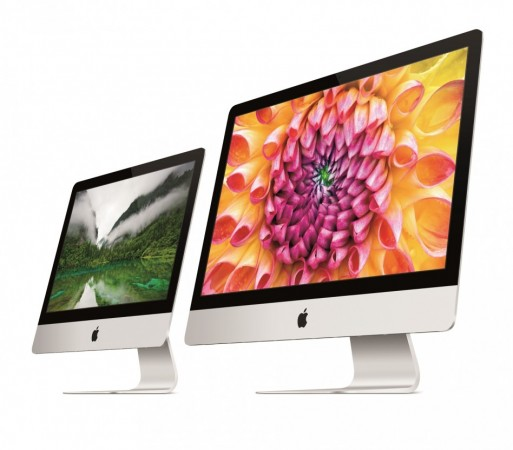 Apple Launches new 21.5-inch All-in-One iMac Desktop