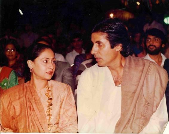 Amitabh Bachchan, Jaya Bachchan