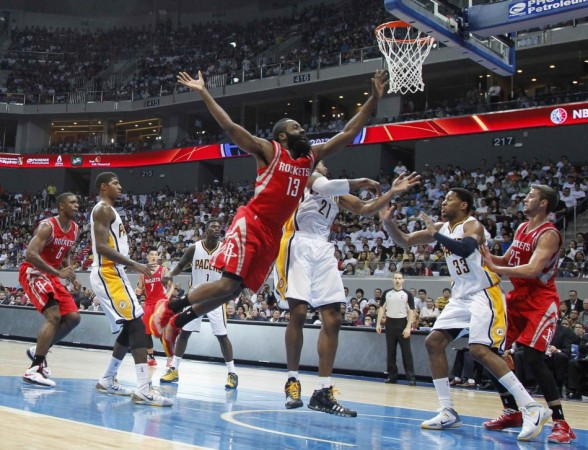 Rockets vs Pacers