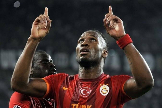 Drogba Galatasaray