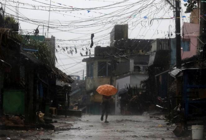 Cyclone Phailin