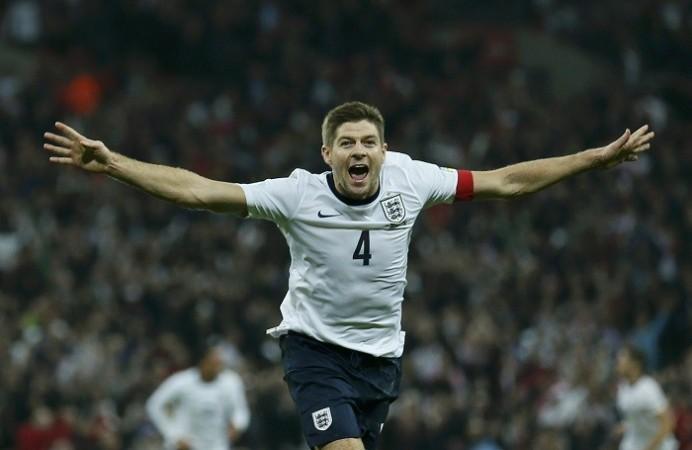 Steven Gerrard England