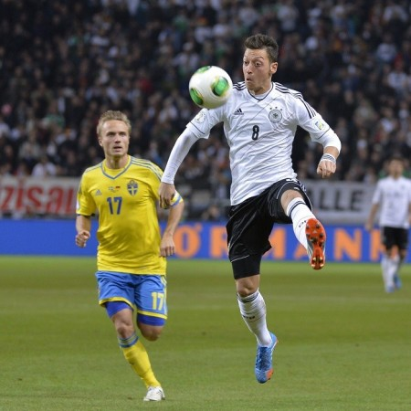 Mesut Ozil Germany