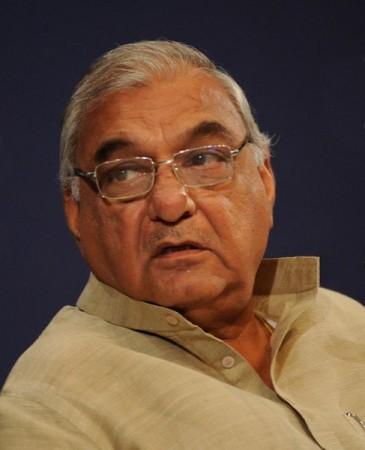 Haryana Chief Minister Bhupinder singh Hooda
