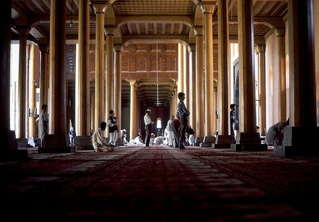 A mosque in Srinagar (Representational image)