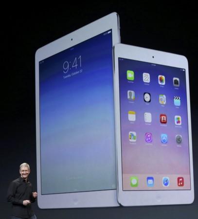 Apple Pad Air, iPad Mini