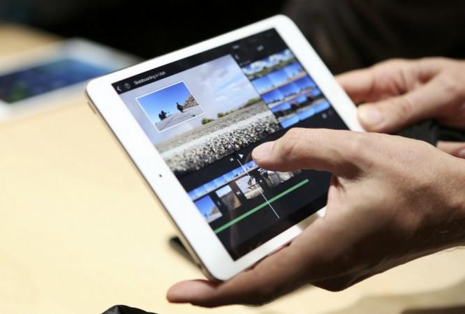 Apple iPad mini with Retnia display