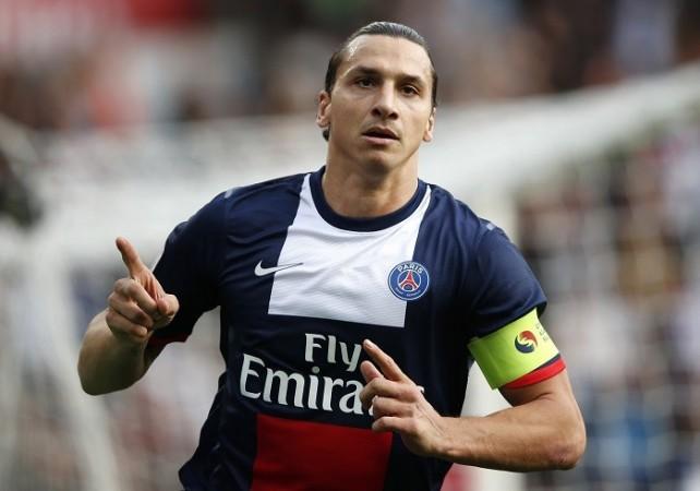 PSG Ibrahimovic