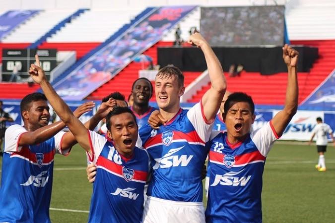 John Johnson Bengaluru FC