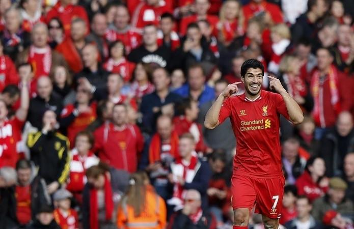 Suarez Liverpool
