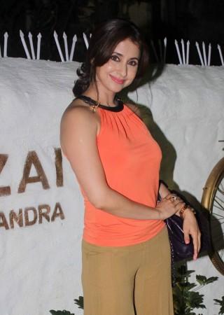 Urmila Matondkar at Alvira Khan's store launch