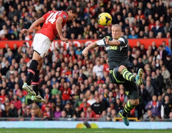 Henandez Manchester United Stoke Huth