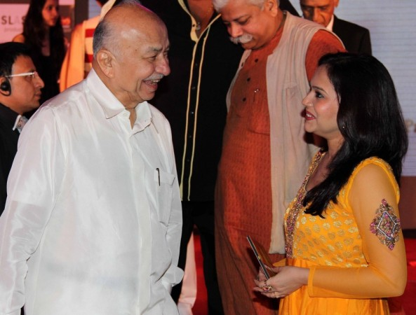 Home Minister at Rajjo music launch event
