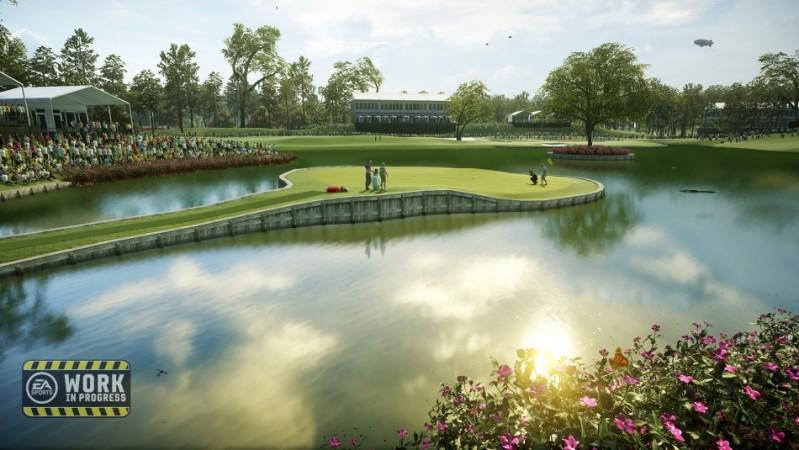 Next-Gen PGA Tour Golf Game Screenshot by EA