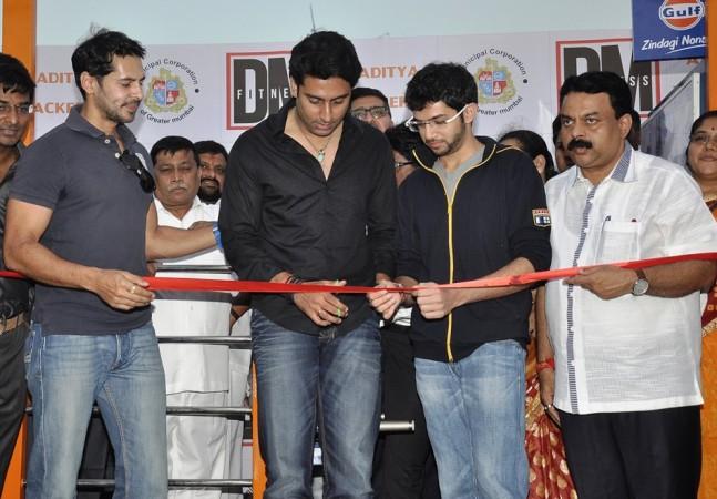Abhishek Bachchan, Dino Morea