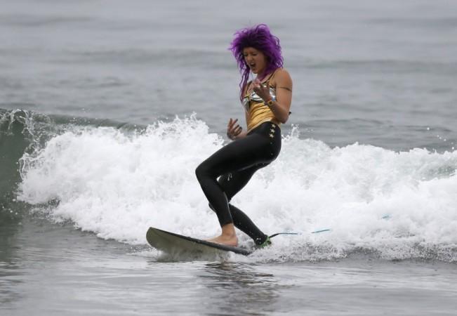 Halloween Surf Contest