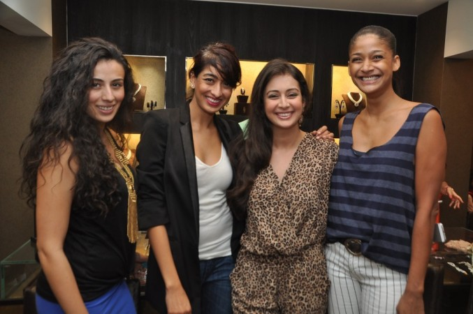 Pia Trivedi, Binal Trivedi, Preeti Jhangiani, Carol Gracias