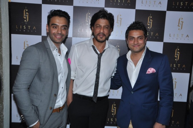 Lokesh Gurnani, Shah Rukh Khan, Hitesh Gurnani