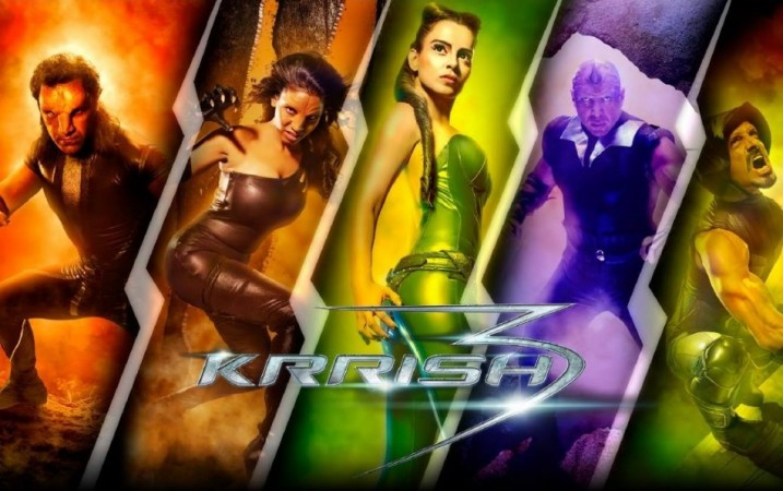 The mutant villains in Krrish 3 (Krrish3thefilm/facebook)